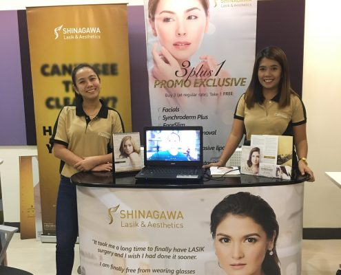 Shinagawa Showcases Treatments at Mondelez International