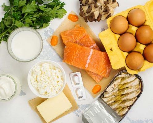 Vitamins that Enhance the Skin