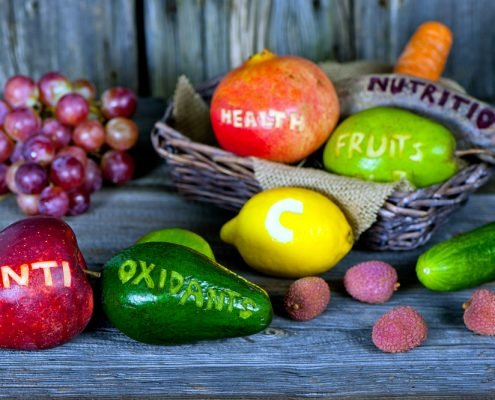 Fruits and Anti-oxidants