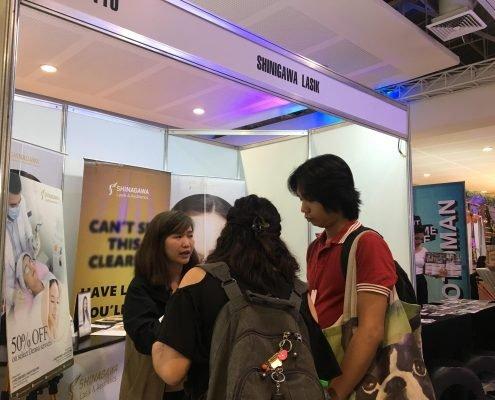 Shinagawa Lasik & Aesthetics Attended Weddings & Debut Expo 2018
