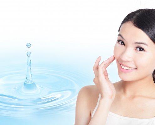 Benefits of Water to our Skin | Shinagawa Aesthetics Blog