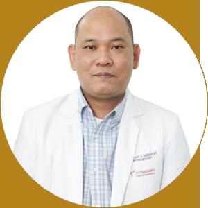 Francis Albert G. Guerrero, M.D., DPBO | Shinagawa Medical Team