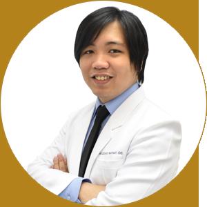 Roden E. Natnat, O.D. | Shinagawa Medical Team