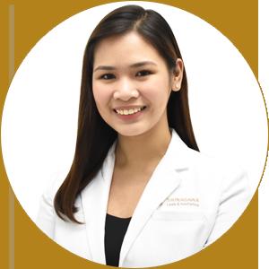 Alyssa Zharlanne Talamayan, O.D. | Shinagawa Medical Team