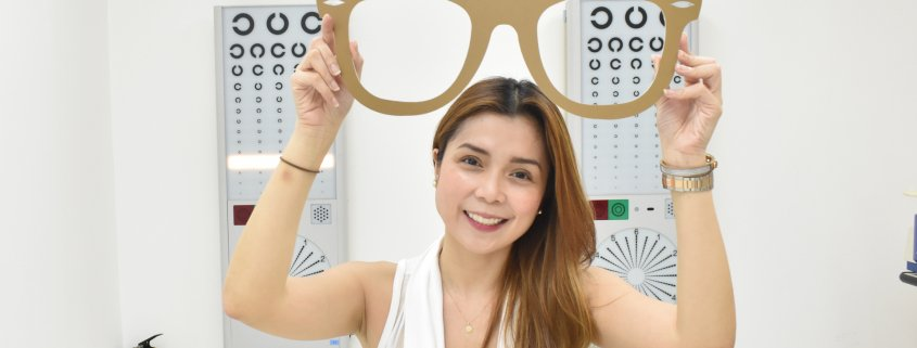 'Soul Siren' Nina Hits Two Birds In One Stone After LASIK | Shinagawa Feature Story