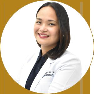 Ma. Rosario Rayos del Sol, M.D., DPBO | Shinagawa Medical Team