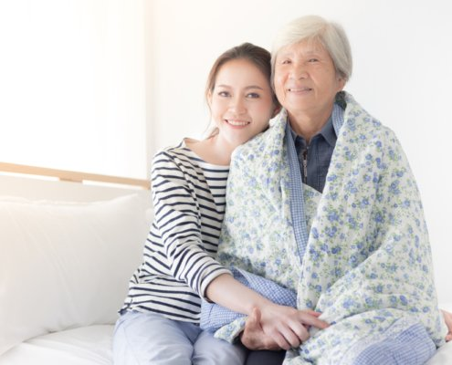 Bright Sight For Your Mom | Shinagawa LASIK Blog