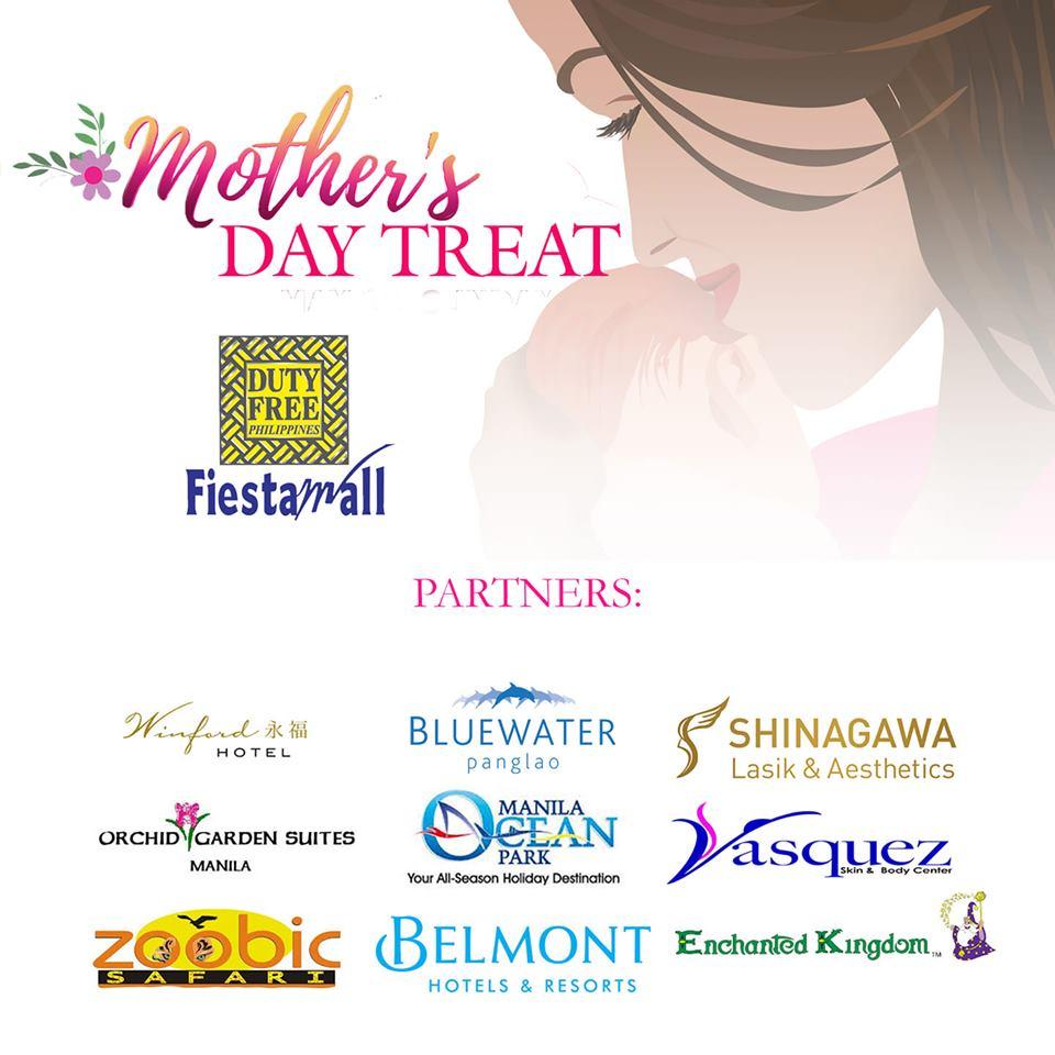Duty FREE's Mother's Day Treat | Shinagawa News & Events