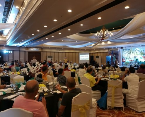 Shinagawa Takes Part In Thomasian Alumni Golf Tournament | Shinagawa News & Events