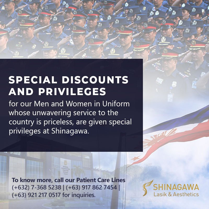 Heroes From PNP and AFP Enjoy Privileges at Shinagawa!