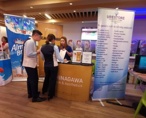 Okada Manila's Grand Wellness Fair 2019 | Shinagawa News & Events