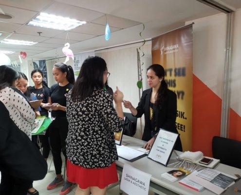 Security Bank For Health, Wellness & Fitness Fair 2019   Shinagawa News & Events