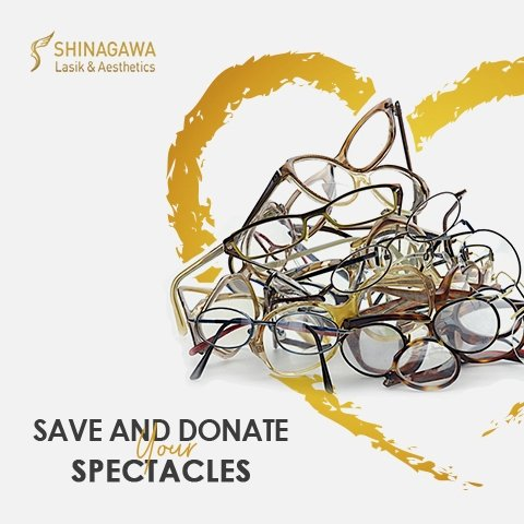 Save and Donate Your Spectacles | Promos & Offers