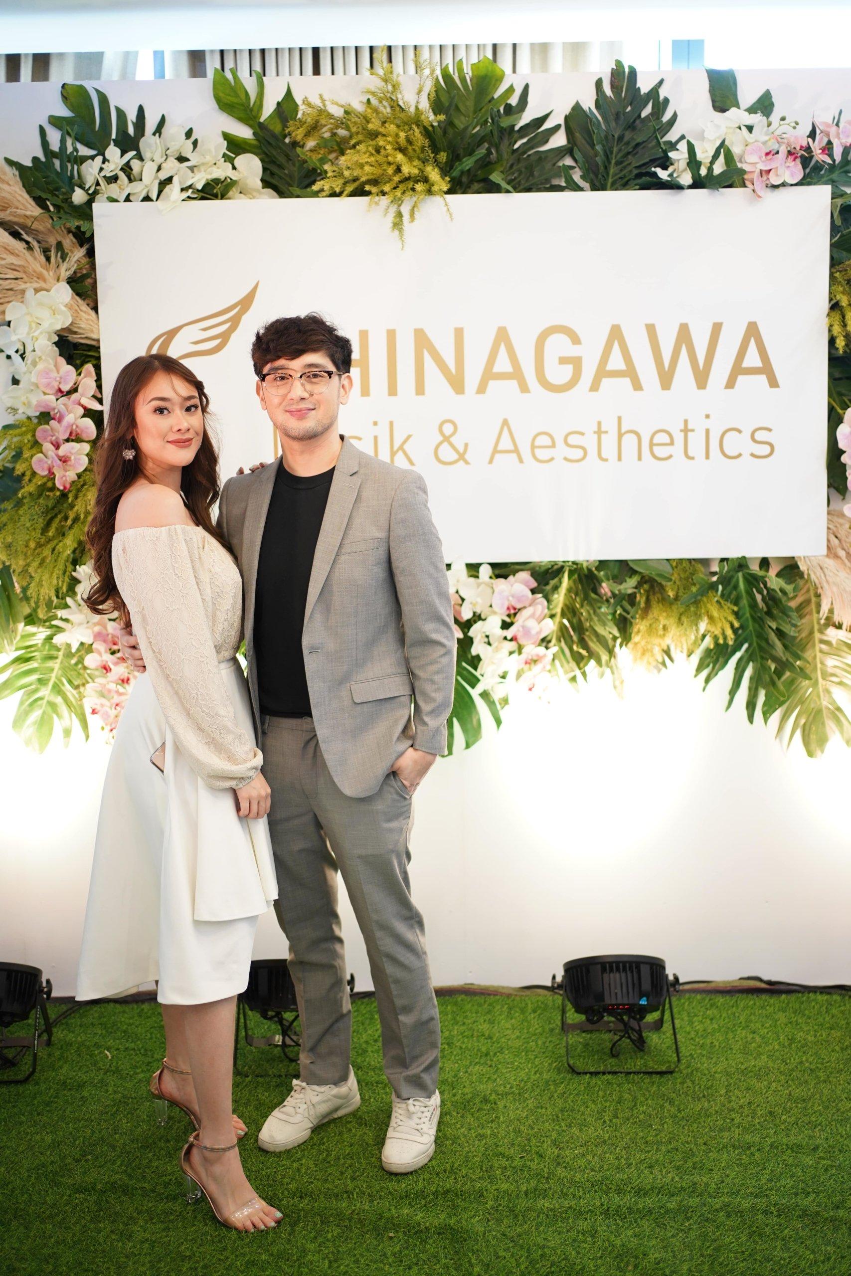 Bryan Santos & Marlann Flores at Shinagawa BGC | News & Events