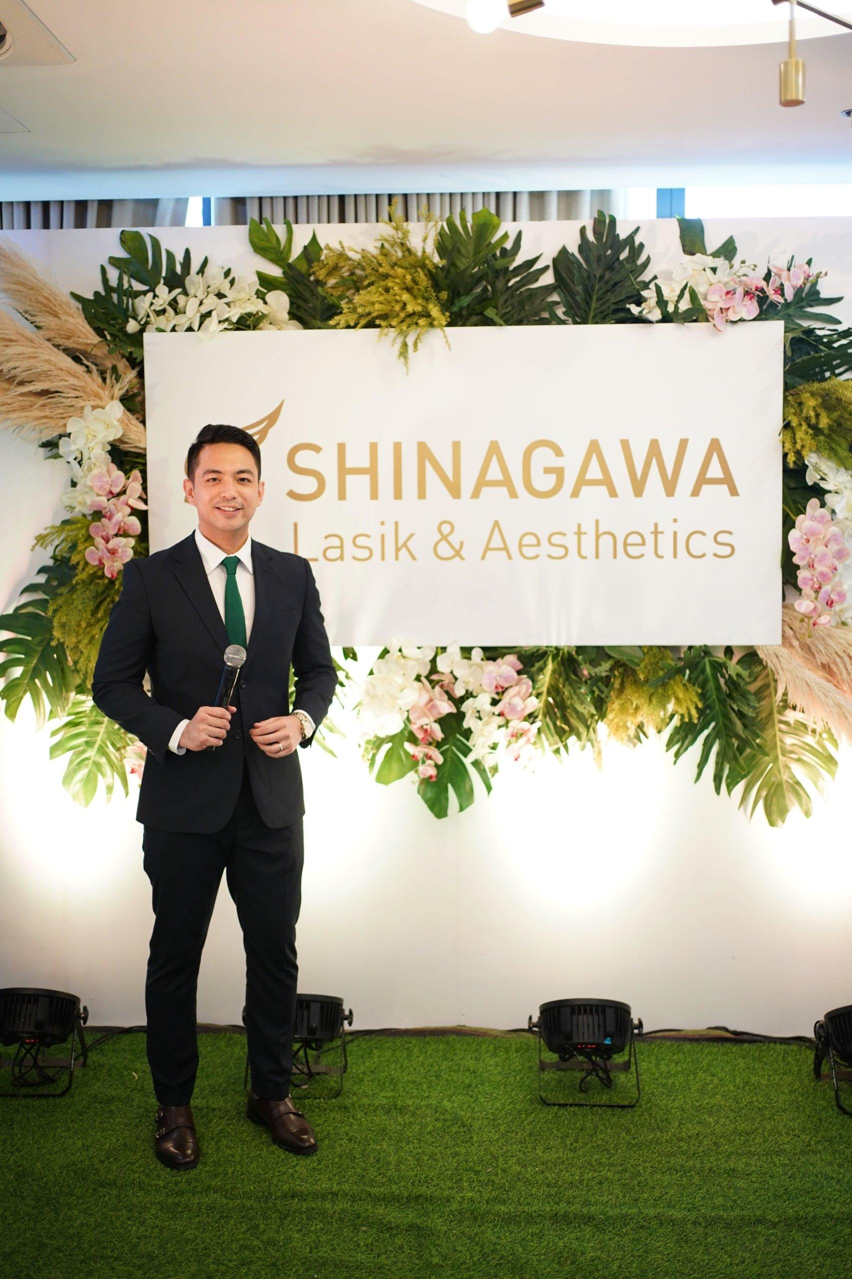 Migs Bustos at Shinagawa BGC | News & Events