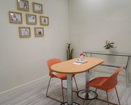 Waiting Area | Shinagawa Lasik Center BGC