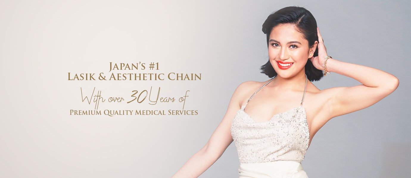 Julie Anne San Jose for Shinagawa Aesthetics Philippines