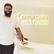 Mo Tautuaa For ULTRA LASIK Surgery | Shinagawa Feature Story