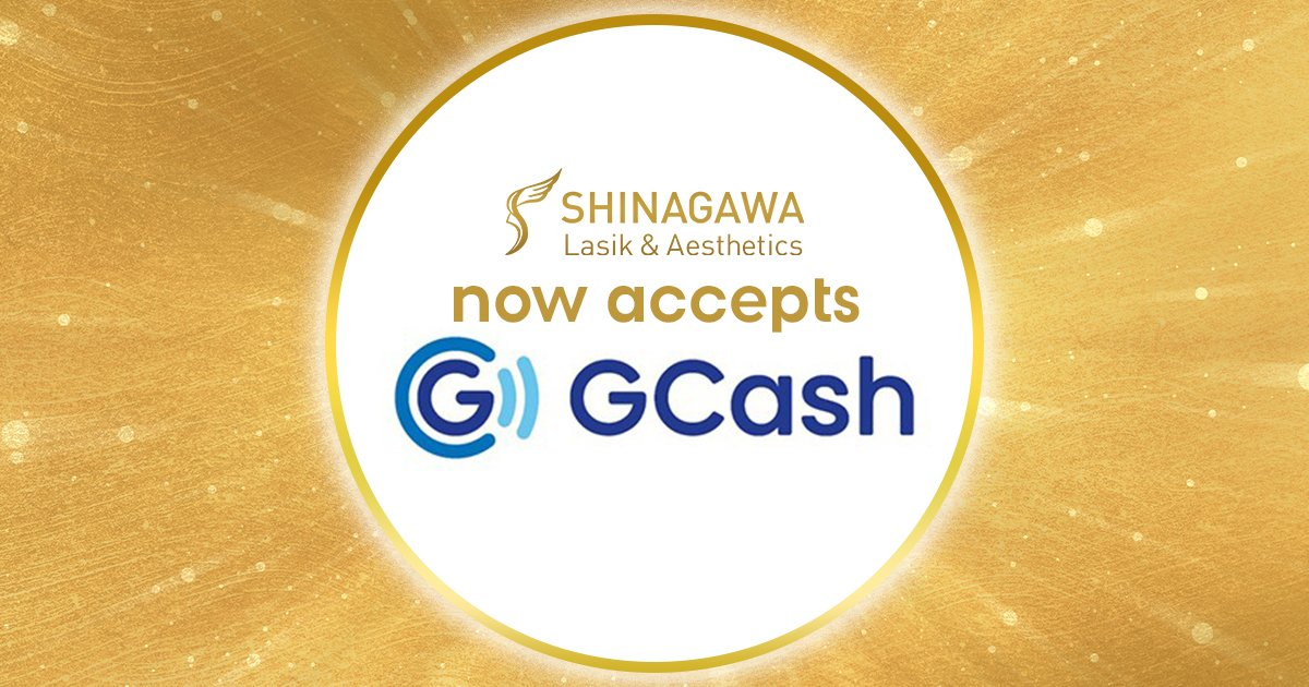 GCash Payment Is Now Accepted At Shinagawa   Promos & Offers
