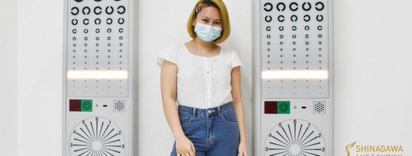 LASIK Leap Of Fate for Ocean Rodrigueza | Shinagawa Feature Story