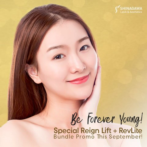 Reign Lift + Revlite at Shinagawa Aesthetics | Promos & Offers