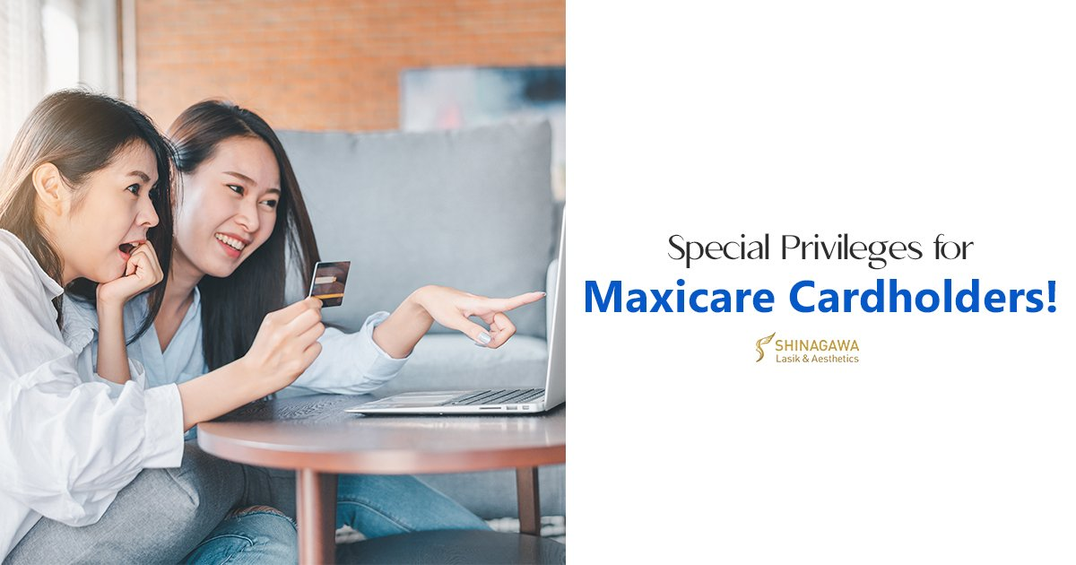 Exclusive Treats For Maxicare Cardholders   Promos & Offers