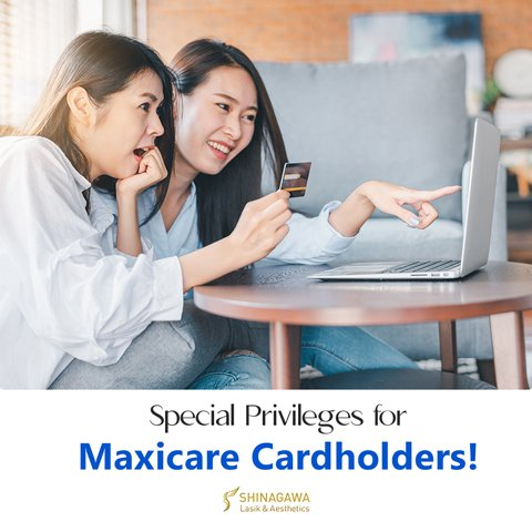 Exclusive Treats For Maxicare Cardholders | Shinagawa Blog