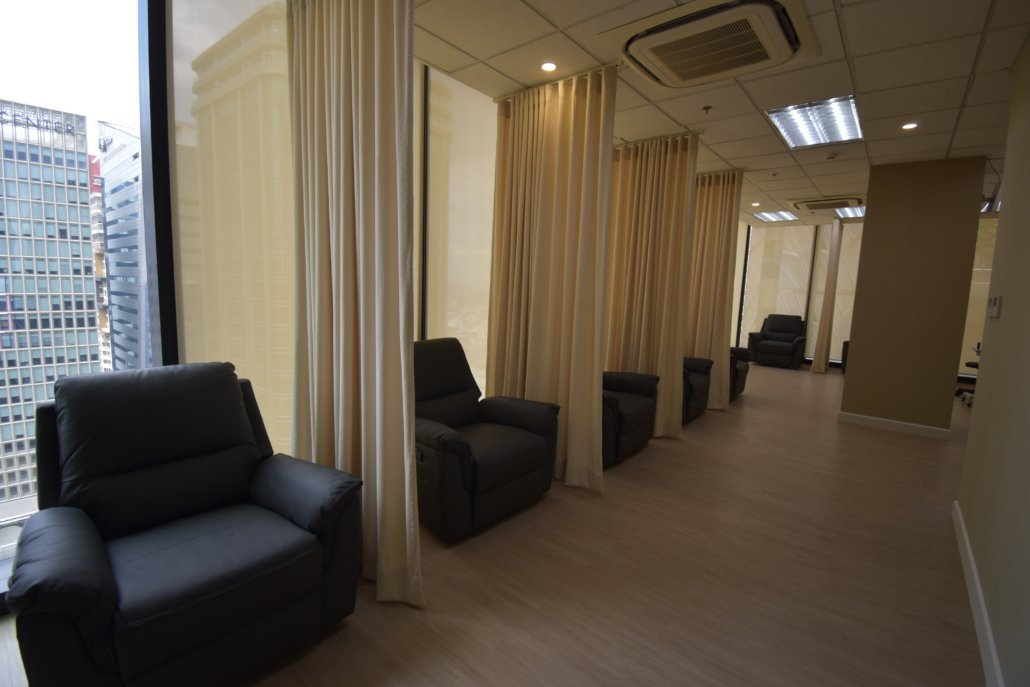 Recovery Room | Shinagawa Lasik Center BGC