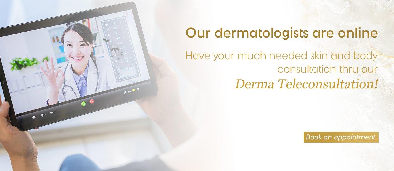 Derma Teleconsultation at Shinagawa Lasik & Aesthetics