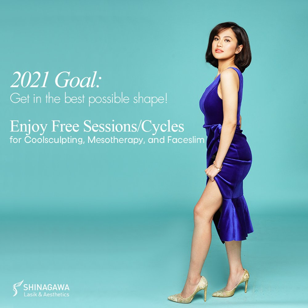 FREE Sessions: CoolSculpting, Mesotherapy, & FaceSlim | Promos & Offers