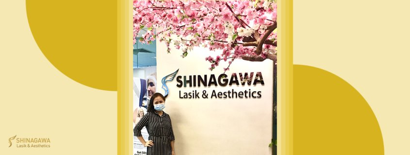 Brighter Vision, Better Version Of Self | Shinagawa Feature Story