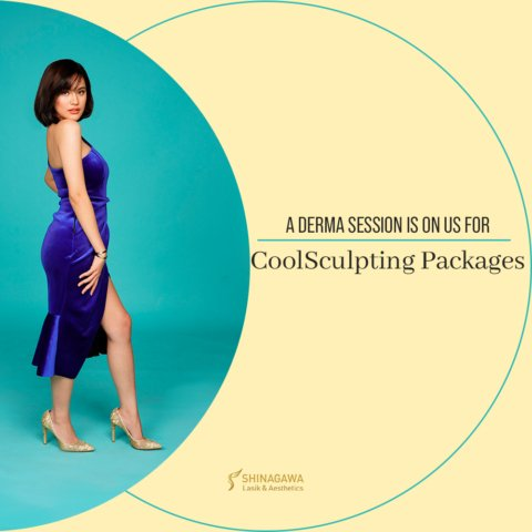 Derma Session On Us Upon Availing CoolSculpting | Promos & Offers