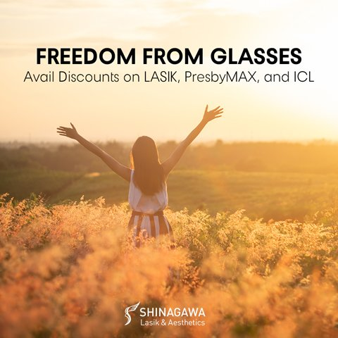 Big Discounts To Free Your Eyes   Promos & Offers