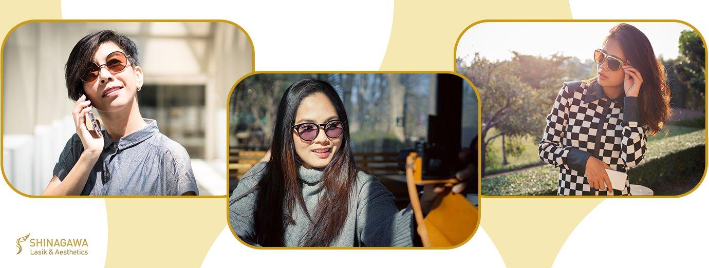 Importance Of Wearing Your Sunglasses | Shinagawa Blog