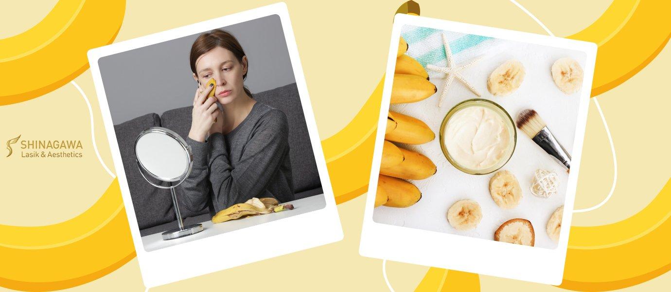 Ways To Use Bananas In Your Beauty Routine | Shinagawa Blog