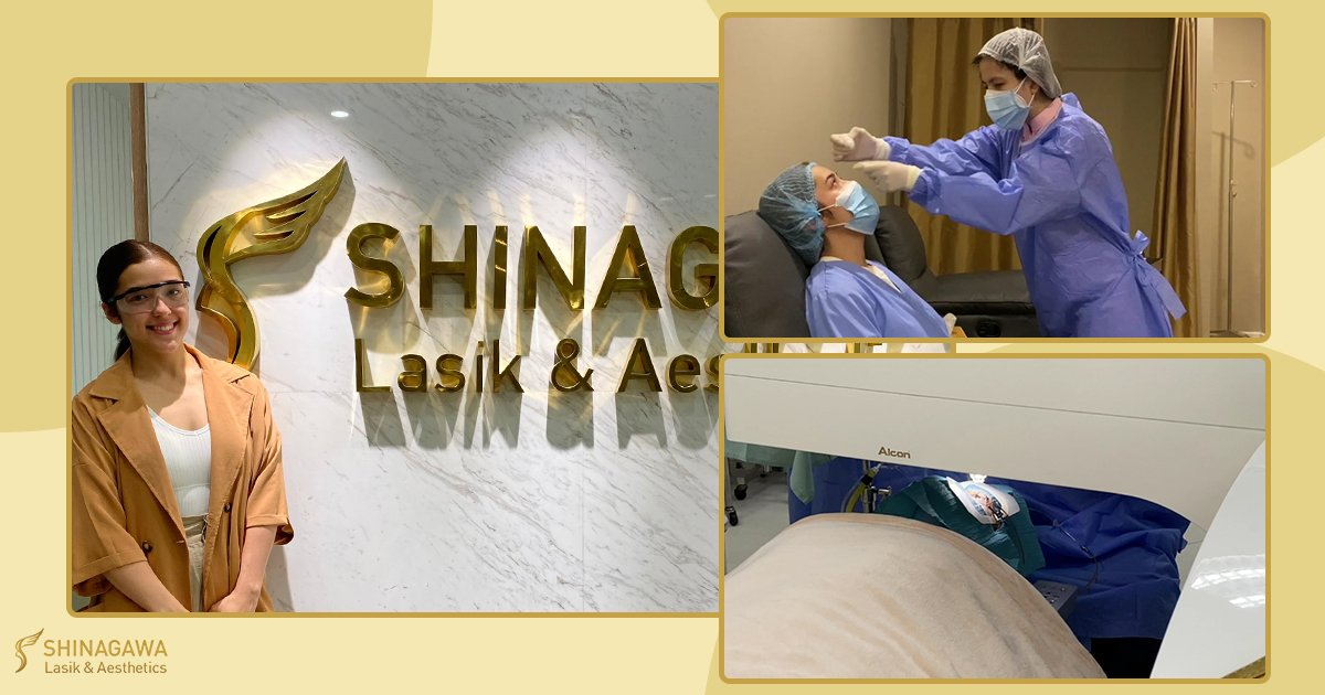 Erika Kristensen 20/10 Vision After LASIK   Shinagawa Feature Story