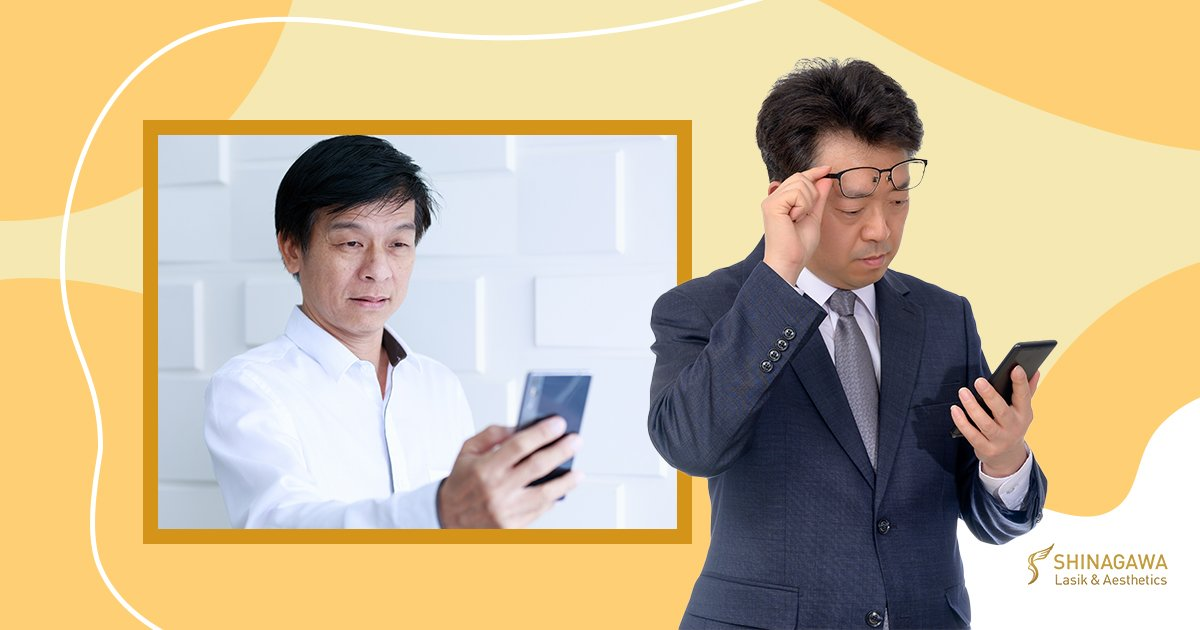 Facts & Myths About Presbyopia   Shinagawa Blog