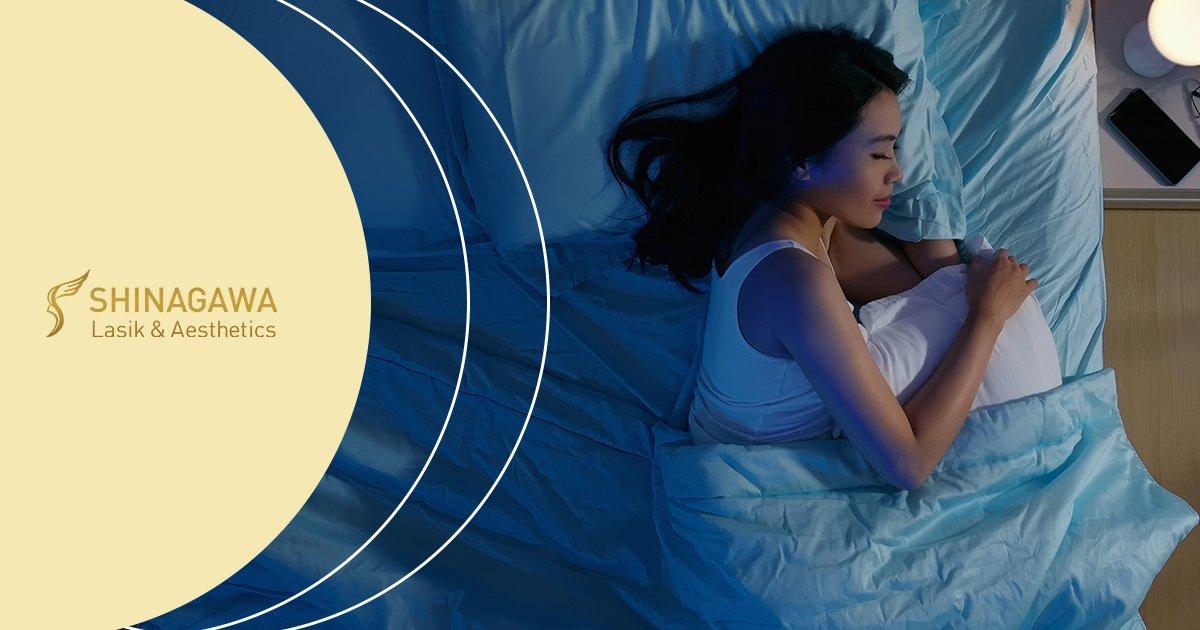 How Your Sleeping Position Can Affect Your Skin | Shinagawa Blog