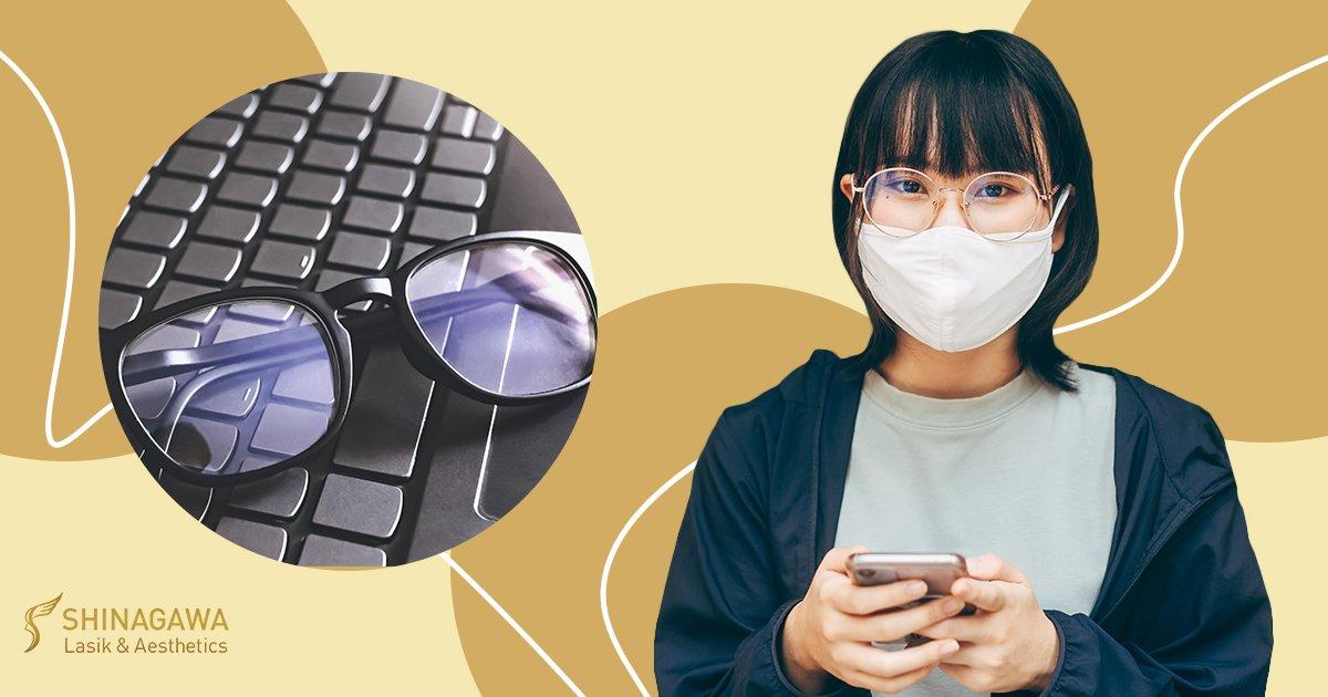Advantages Of Anti-Radiation Glasses   Shinagawa Blog